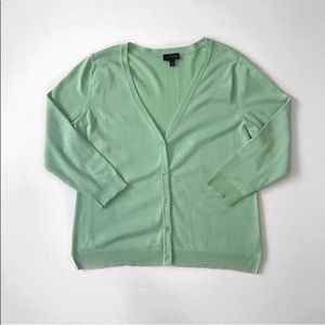 The Limited cardigan button down sweater size M